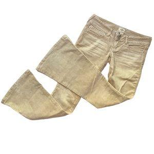 Vintage Abercrombie & Fitch Corduroy Flare Pants